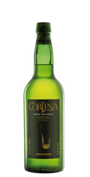 Cidre Asturien La Cortina