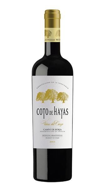 Coto de Hayas Viñas del Cierzo Reserva 2014