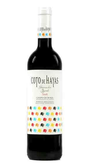 Coto de Hayas Red Young 2018