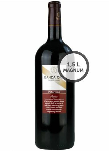 Paternina Banda Oro 2014 Magnum 1.5L